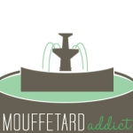 Mouffetard Addict Logo